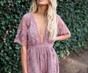 chic, fashion, and lavender image