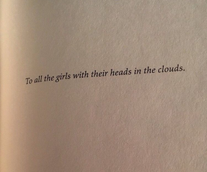 girls, quotes, and book image