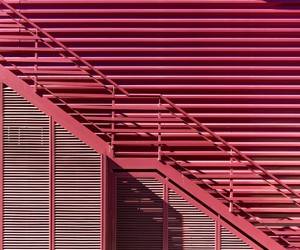 stairs, stairway, and marsala image