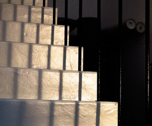stairs, stairway, and stairwell image