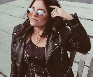 sunnies, black, and girl image