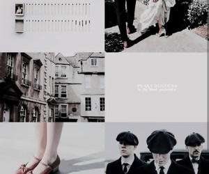 aesthetic, edit, and tommy shelby image