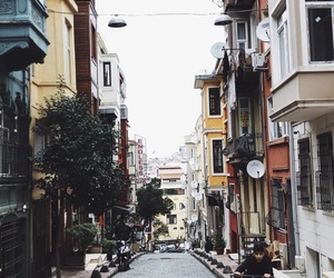 buildings, iphone, and istanbul image