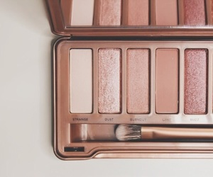 beauty, palettes, and wishlist image
