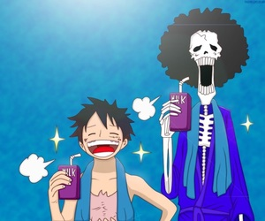 anime, kawaii, and one piece image