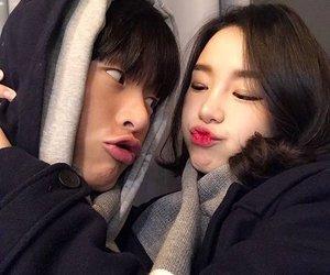asian, korean, and korean girls image