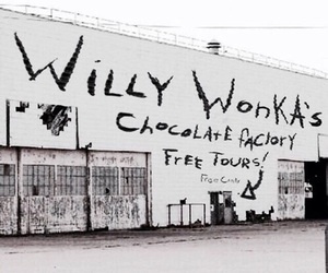Willy Wonka, theme, and funny image