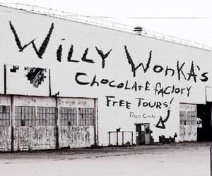 Willy Wonka, funny, and grunge image