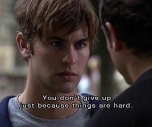 gossip girl, quotes, and nate archibald image