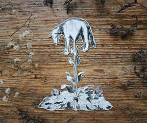 animal, artwork, and etsy image