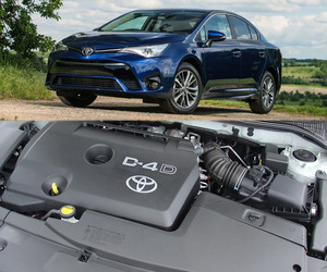 interior, avensis saloon, and Toyota image