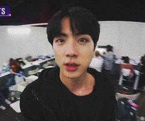 beautiful man, jin, and bts image