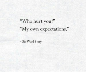 hurt, life, and quote image