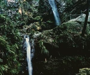 滝, 日本, and バイキング image