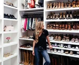 fashion, closet, and girl image
