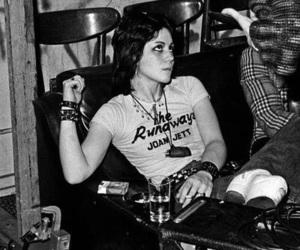 joan jett, rock, and the runaways image