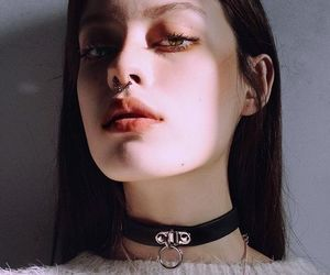 model, pale, and tumblr image