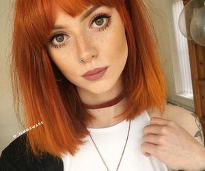 hair and orange image