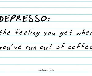 coffe, funny, and quotes image