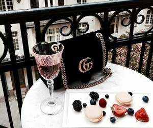 food, chic, and girly image