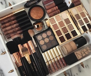 makeup, beauty, and nars image