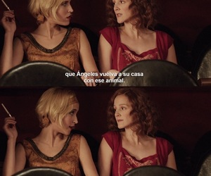 feminism, cable girls, and feminismo image
