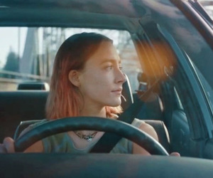 lady bird and Saoirse Ronan image