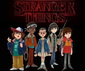 011, mike, and stranger things image
