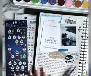 stationery, study, and bujo image
