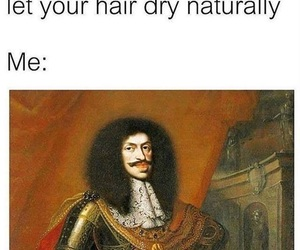beauty, curly hair, and history image