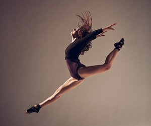 dance, girl, and passion image