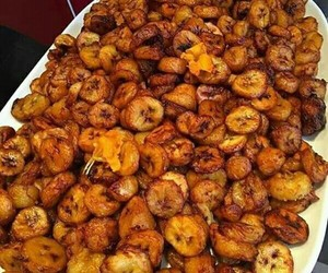 comida, platano, and venezuela image