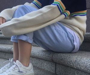 90s, aesthetic, and casual image