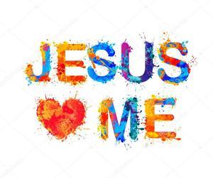 jesus, Christ, and love image