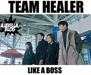 like a boss, park min young, and healer image