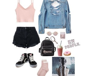 alternative, clothes, and grunge image