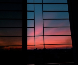 beautiful, skies, and sunrise image
