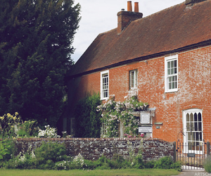 home and jane austen image