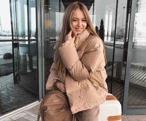 beige, fashion, and style image