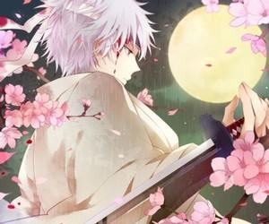 gintama, anime boy, and sakata gintoki image