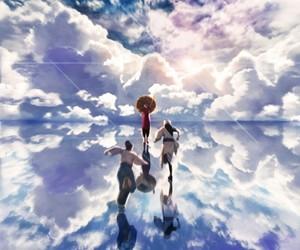 kagura, anime boy, and sakata gintoki image