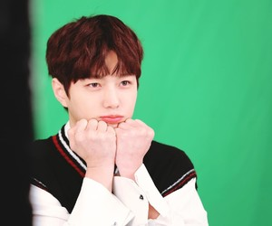 L, myungsoo, and cute image