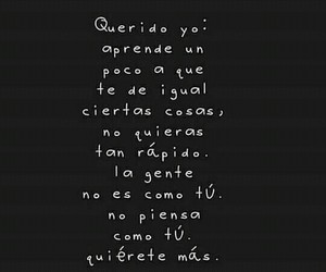 cosas, quierete, and frases image