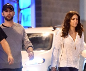 Chace Crawford, Nina Dobrev, and gallery image