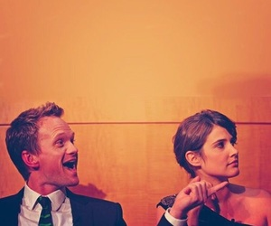 barney, robin, and himym image