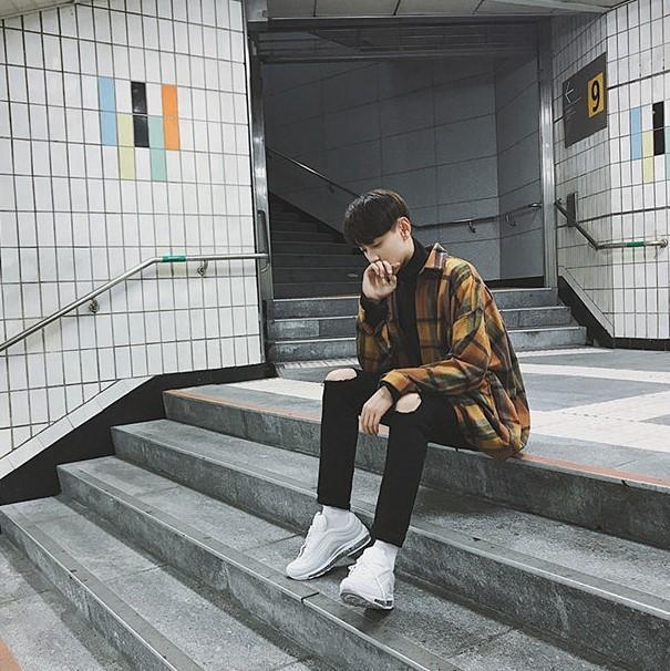 aesthetic, fashion, and korea image