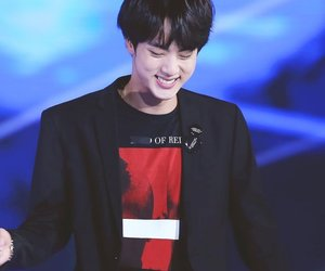 happiness, jin, and kpop image