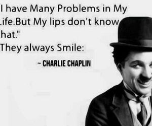 chaplin, charlie, and smile image