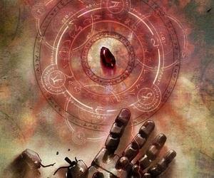 anime, fullmetal alchemist, and manga image