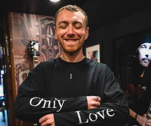 sam smith and instagram image